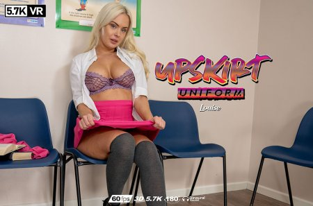 Upskirt Uniform