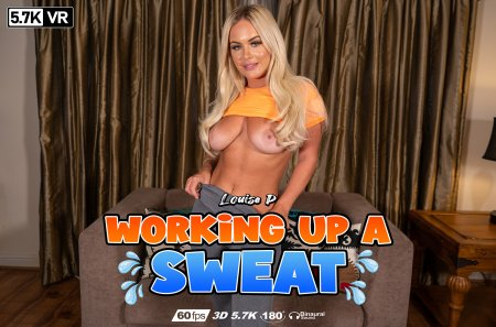Working Up A Sweat